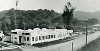 1913 Universal Film & Mfg. Co. studio in the San Fernando Valley