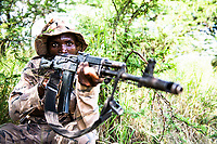 Apart from effective military-type skills, the rangers have to have highly tuned bush skills that can allow them to operate in a rugged and dangerous terrain where they will often be far from support and have limited communications. In many ways, the skills required of a ranger are akin to those of a special forces soldier and these rangers are experts in their operating environment
