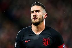 Koke of Atletico Madrid - Mandatory by-line: Robbie Stephenson/JMP - 11/03/2020 - FOOTBALL - Anfield - Liverpool, England - Liverpool v Atletico Madrid - UEFA Champions League Round of 16, 2nd Leg