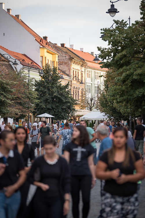 17 August 2017, Sibiu, Romania: Gathering in Sibiu, Romania, the World Council of Churches youth commission ECHOS met on 17-20 August for days of discernment on the position and role of youth in the ecumenical movement today, and to set the future path of the commission, as it journeys on the Pilgrimage of Justice and Peace.