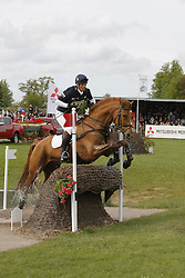 "Fox-Pitt William (GBR) - Idalgo<br /> ""The Mitsubishi Motors Badminton Horse Trials""<br /> CCI**** Badminton 2009<br /> © Dirk Caremans"
