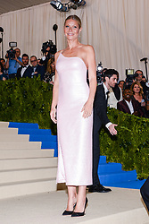 Gwyneth Paltrow arriving at The Metropolitan Museum of Art Costume Institute Benefit celebrating the opening of Rei Kawakubo / Comme des Garcons : Art of the In-Between held at The Metropolitan Museum of Art  in New York, NY, on May 1, 2017. (Photo by Anthony Behar) *** Please Use Credit from Credit Field ***