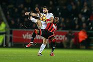 311216 Swansea city v AFC Bournemouth