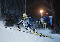 FIS Slalom at Proctor / Blackwater Ski Area in Andover, NH  December 31, 2012.