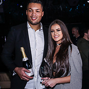 Joe Joyce,Rio Olympics Boxing, Silver Medalist present Brook Wright awards of the Supermodel UK glamour Model of the Year 2016 at DSTRKT on 23rd November 2016 in London,UK. Photo by See Li