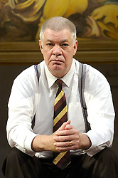 Forgotten Voices<br /> by Malcom McKay<br /> at the Riverside Studios, Hammersmith, London, Great Britain<br /> press photocall<br /> 31st May 2007<br /> <br /> Matthew Kelly (as Harris)<br /> <br /> Photograph by Elliott Franks