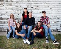 Kristy Morgan Family
