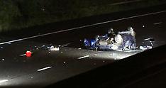 M27 Car Flipped