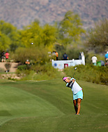 22 MAR15 Anna Nordqvist on a tear during Sunday's Final Round of the JTBC Founder's Cup at The Wildfire Golf Club in Scottsdale, Arizona. (photo credit : kenneth e. dennis/kendennisphoto.com)