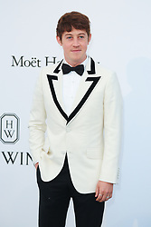 Alex Sharp arriving at 24th amfAR Gala during 70th Cannes film festival on May 25, 2017 in Cannes, France. Photo by Nasser Berzane/ABACAPRESS.COM
