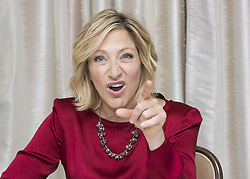 August 3, 2017 - Hollywood, California, U.S. - EDIE FALCO stars in the TV series Law & Order True Crime: The Mendendez Murders.' Edith 'Edie' Falco (born July 5, 1963) is an American television, film, and stage actress, known for her roles as Diane Whittlesey in the HBO series Oz (1997-2000), Carmela Soprano on the HBO series The Sopranos (1999-2007), the title character of the Showtime series Nurse Jackie (2009-15), and Sylvia Wittel on web series, Horace and Pete (2016).  (Credit Image: © Armando Gallo via ZUMA Studio)