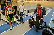 Bas van der Kooij breekt zijn tweede recordpoging af