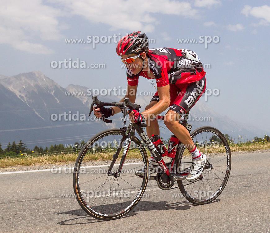 01.07.2012, Innsbruck, AUT, 64. Oesterreich Rundfahrt, 1. Etappe, EZF Innsbruck, im Bild Yannick Eussen (BEL) during the 64rd Tour of Austria, Stage 1, Individual time trial in Innsbruck, Austria on 2012/07/01