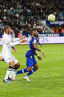 Floyd AYITE - 16.05.2015 - Bastia / Caen - 37eme journee de Ligue 1<br />Photo : Michel Maestracci / Icon Sport