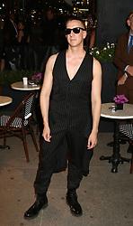 May 3, 2018 - New York City, New York, U.S. - Designer JEREMY SCOTT attends the Longchamp Fifth Ave Opening. (Credit Image: © Nancy Kaszerman via ZUMA Wire)