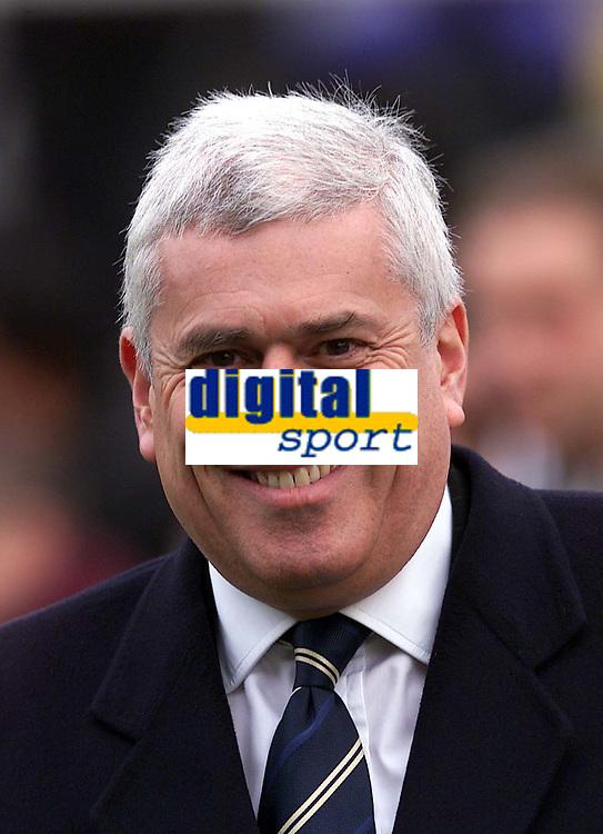 Fotball, Leeds chairman Peter Ridsdale.