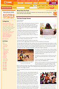 2012 03 24 Tearsheet CARE The real hunger games Niger