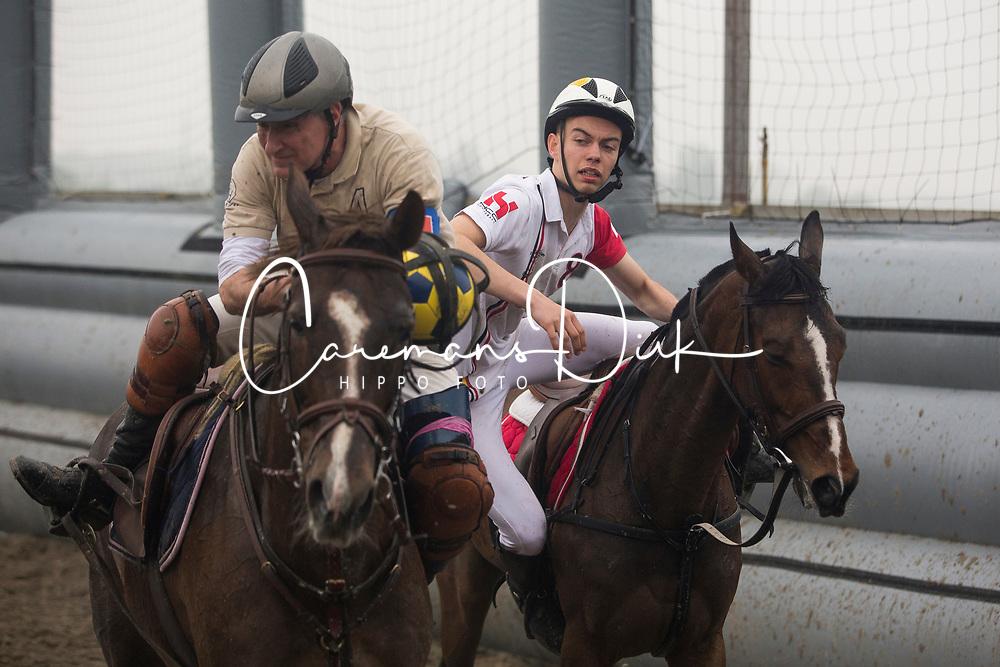 Jacops Vincent, BEL, Siglinde<br /> BK Horseball 2018<br /> © Sharon Vandeput<br /> 16:07:10
