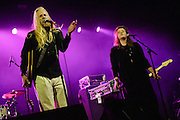 Photos of the Icelandic band Hjaltalín performing live during ATP Iceland music festival at Ásbrú, the former NATO base in Keflavík, Iceland. June 29, 2013. Copyright © 2013 Matthew Eisman. All Rights Reserved