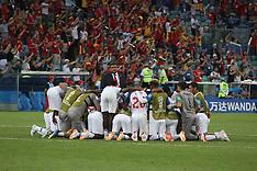 Belgium v Panama - 18 June 2018