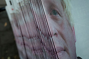 On the day that rebel Conservative Party rebels and opposition MPs attempt to pass a law designed to prevent a no-deal Brexit by the government of Prime Minister Boris Johnson, his face appears on the cover of London Evening Standard newspaper copies, on 3rd September 2019, in Westminster, London, England.