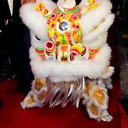 NLD/Amsterdam/20111003 - Premiere Johnny English Reborn, Chinese Draak