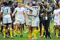 Joie Clermont - 18.04.2015 - Clermont / Saracens - 1/2Finale European Champions Cup<br />Photo : Jean Paul Thomas / Icon Sport