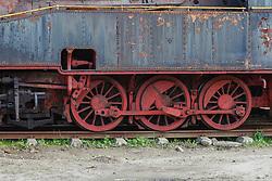 Oude treinstation, Marrum, Ferwerderadiel, Fryslân, Netherlands