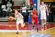 DESCRIZIONE : Varese Lega A 2013-14 Cimberio Varese Victoria Libertas Pesaro<br /> GIOCATORE : Andrea De Nicolao<br /> CATEGORIA : Palleggio Contropiede<br /> SQUADRA : Cimberio Varese<br /> EVENTO : Campionato Lega A 2013-2014<br /> GARA : Cimberio Varese Victoria Libertas Pesaro<br /> DATA : 01/12/2013<br /> SPORT : Pallacanestro <br /> AUTORE : Agenzia Ciamillo-Castoria/G.Cottini<br /> Galleria : Lega Basket A 2013-2014  <br /> Fotonotizia : Varese Lega A 2013-14 Cimberio Varese Victoria Libertas Pesaro<br /> Predefinita :