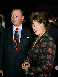 MR & MRS NIGEL CORBALLY STOURTON - she was Lady Fermoy, at an auction in London on 21st May 1997.LYN 16