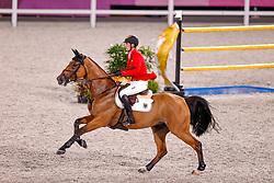 Deusser Daniel, GER, Killer Queen, 343<br /> Olympic Games Tokyo 2021<br /> © Hippo Foto - Dirk Caremans<br /> 03/08/2021
