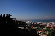 The Northern Wall area of Thessaloniki, Greece<br />Photo by Dennis Brack