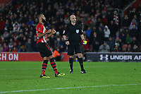 Football - 2018 / 2019 FA Cup - Third Round Replay: Southampton vs. Derby County<br /> <br /> Southampton's Nathan Redmond misses his penalty during the penalty shoot out at St Mary's Stadium Southampton<br /> <br /> COLORSPORT/SHAUN BOGGUST