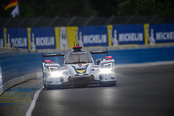 June 14, 2018 - Le Mans, FRANCE - 50 LARBRE COMPETITION (FRA) LIGIER JSP217 GIBSON LMP2 ERWIN CREED (FRA) ROMANO RICCI (FRA) THOMAS DAGONEAU  (Credit Image: © Panoramic via ZUMA Press)