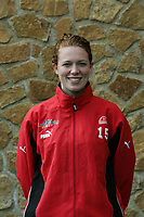 Fotball<br /> Toppserien kvinner 2005<br /> Foto: Digitalsport<br /> <br /> June Hammersland - Sandviken