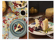 Cheesecake by Rodney Bedsole, a food photographer based in Nashville and New York City.
