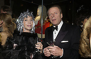 Lolicia Aitken AND  Riccardo Mazzucelli. Andy and Patti Wong host  party to cleebrate then Chinese New Year of the Dog. Royal Courts of Justice. Strand. London. 28 January 2006. © Copyright Photograph by Dafydd Jones 66 Stockwell Park Rd. London SW9 0DA Tel 020 7733 0108 www.dafjones.com