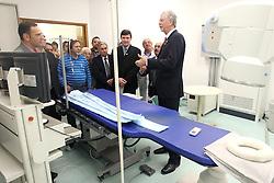 José Fortunati participa de ato para ampliação de leitos no Hospital Parque Belém. FOTO: Jefferson Bernardes/Preview.com
