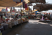 India, Maharashtra, Nashik The Market