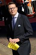 Koninginnedag 2012 in de Utrechtse gemeente Rhenen.// Queensday 2012 in the city of Rhenen.<br /> <br /> Op de foto:  Prins Constantijn