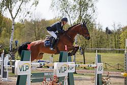 Vermeir Wilm, (BEL), DM Jacqmotte <br /> Longings Spring Classic of Flanders<br /> CSIO 5* Lummen 2016<br /> © Hippo Foto - Dirk Caremans<br /> 01/05/16