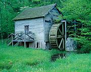 Norton Grist Mill, Big Ridge State Park, Tennessee.