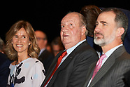 052218 Spanish Royals Attend Presentation of the COTEC Report