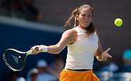 Daria Kasatkina of Russia in action during the second round at the 2018 US Open Grand Slam tennis tournament, at Billie Jean King National Tennis Center in Flushing Meadow, New York, USA, August 30th 2018, Photo Rob Prange / SpainProSportsImages / DPPI / ProSportsImages / DPPI