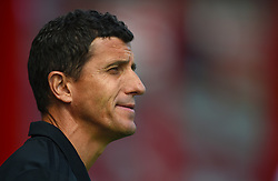 Watford head coach Javier Garcia