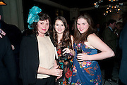 LAURA FABER; TARA HEATHER; HEATHER PERCIVAL; ;  The launch party of BloomsburyÕs publication of Why not say what happened?, a memoir by Ivana Lowell  hosted by Ivana Lowell and Catherine Ostler, at WheelerÕs of St. JamesÕs. London.  -DO NOT ARCHIVE-© Copyright Photograph by Dafydd Jones. 248 Clapham Rd. London SW9 0PZ. Tel 0207 820 0771. www.dafjones.com.<br /> LAURA FABER; TARA HEATHER; HEATHER PERCIVAL; ;  The launch party of Bloomsbury's publication of Why not say what happened?, a memoir by Ivana Lowell  hosted by Ivana Lowell and Catherine Ostler, at Wheeler's of St. James's. London.  -DO NOT ARCHIVE-© Copyright Photograph by Dafydd Jones. 248 Clapham Rd. London SW9 0PZ. Tel 0207 820 0771. www.dafjones.com.