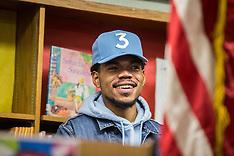 Chance the Rapper writes $1 million check to Chicago Public Schools 5 Mar 2017