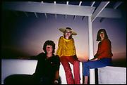 Tom Tom Club at Compass Point Studios, Tina Weymouth and Chris Franz