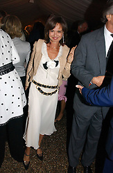 COUNTESS MAYA VON SCHONBURG at the annual Chelsea Flower Show dinner hosted by jewellers Cartier at the Chelsea Pysic Garden, London on 22nd May 2006.<br /><br />NON EXCLUSIVE - WORLD RIGHTS
