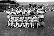 All Ireland Senior Football Championship Final, Offaly v Galway, 26.09.1971, 09.26.1971, 26th September 1971, Offaly 1-14 Galway 2-08, 26091971AISFCF, Referee Paul Kelly, ..Offaly 1-14 Galway 2-8,..Offaly, .M Furlong, M Ryan, P McCormack, M O'Rourke, E Mulligan, N Clavin, M Heavey, W Bryan (Captain), K Claffey, J Cooney, K Kilmurray, A McTague, J Gunning, S Evans, Murt Connor, Subs, J Smith for N Clavin, P Fenning for J Gunning, W Bryan (Captain),. ..